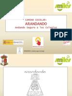 Presentación Camino Escolar - Congreso por la Bicicleta - San Cugat 2012
