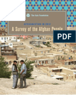 A Survey of the Afghan People