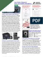 AMPTEC 620UKExplosive Safety Ohmmeter_620uk