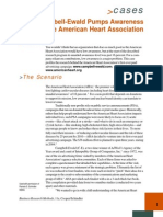 Campbell Ewald Pumps Awareness Into the American Heart Association