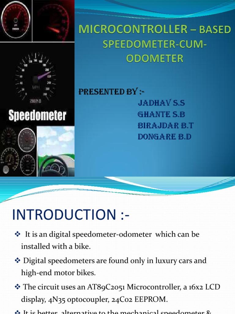 Powerpoint tutorial #13 make an impressive speedometer dashboard.