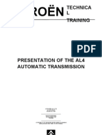 124513105 AL4 Automatic Transmission