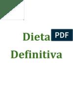 Dieta Definitiva