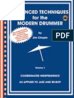 Advanced Techniques for Modern Drummer