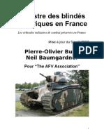 Blindes en France