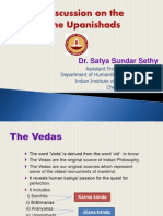 Lectur-2 a Brief Discussion on the Vedas & the Upanishads