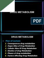 - Drug Metabolism - Feb2010