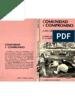 Driver_Comunidad y Compromiso. Estudios sobre la Renovacion de la Iglesia_1985.pdf
