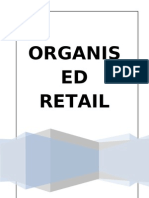 organised retail