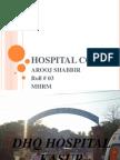 hospital cost
