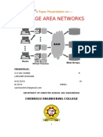 Storages Area Networks