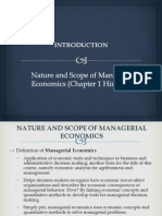 AGEC 317 Chapter 1 Introduction to Managerial Economics 2011 (1)