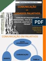 Cuidados Paliativos - Comunicação