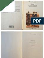 Antropologia Del Macho LA CECLA 2005