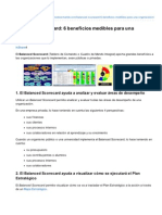 Tablerodecomando.com-Balanced Scorecard 6 Beneficios Medibles Para Una Organizacin