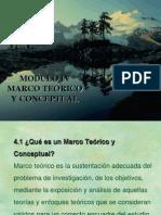 MÓDULO IV Metodología de la investigación