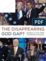 The Disappearing God