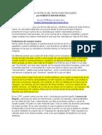 PANORAMA HISTÓRICO DEL TEATRO PUERTORRIQUEÑO