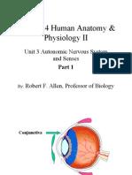 2438970 Physiology Autonomic Nervous System and Senses Part 1 iBookstk