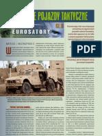 Tactical vehicles on Eurosatory 2012/part 2