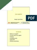 swet_Applets PDF
