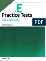 72137824 CAE Practice Tests