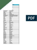 Excel - Tradução das Funções