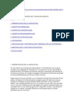 Curriculo Filosofia Andalucia
