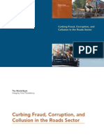 World Bank (June 2011) Road Fraud