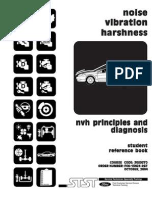 NVH-Ford pdf | Frequency | Hertz