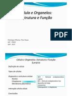 Domingos Oliveira - Celula e Organelos Estrutura e Funcao