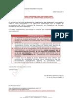 Criterios de Reincidencia de Infracciones Ambientales OEFA