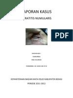 Cuwpit Keratitis
