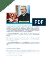 Papa Bento XVI e Padre Cícero Romão Batista