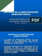 Historia de La Restauracion 2