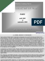 Villalobos Cardenas Nervis La Ciudad de Paris