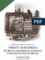 """""""Pirate"""" Publishing"""