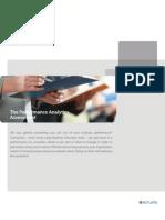 ACTUATE WHITEPAPER PerformanceAnalyticsAssessment