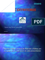 04-12-07 Los Extintores - Pedro Avila.ppt