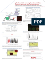 SAFC Biosciences Scientific Posters - The Effects of Media Formulations on the Biochemical Profile of IgG Expressed in Sp2/0 Cells as Measured by Cation Exchange HPLC