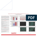 SAFC Biosciences Scientific Posters - Optimizing Medium Components for Polyethylenimine Mediated Transient Transfection