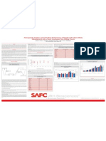 SAFC Biosciences Scientific Posters - Homogeneity Analysis and Cell Culture Performance of Powder Cell Culture Media Manufactured with a Novel Continuous Flow Milling Process