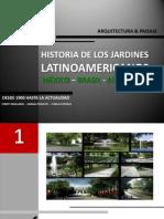 Historia Jardines Latinoamericanos 2