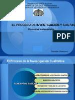 Conceptos Basicos Proceso Investigación Cualitativa