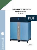 Climatewell 10 descripción de producto