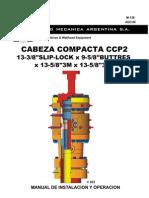 M-128 Cab. Compacta CCP2