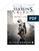 Oliver Bowden - AC the Secret Crusade Ru PDF