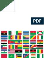 Banderas y Monedas Del Mundo