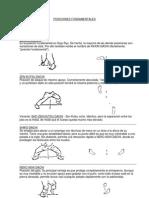 Posiciones Fundamentales de Karate Do
