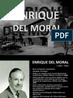 Arq. Enrique del Moral